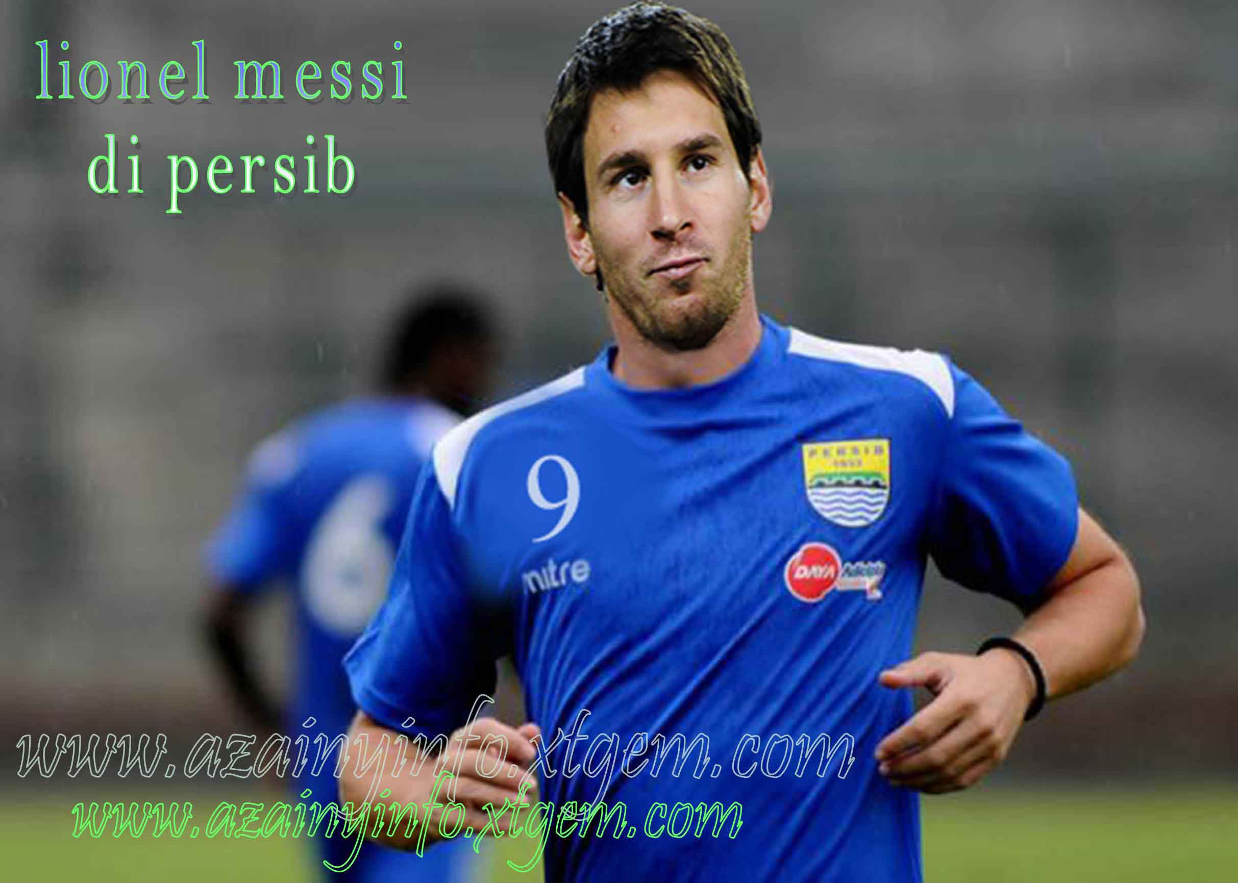 Lionel messi di persib 2012 pemain baru persib bandung gambar untuk ...